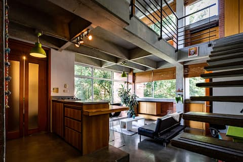 Espectacular loft duplex