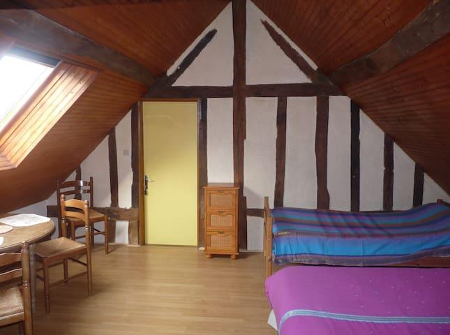 Studio meublé aux portes d'Angers - Saint-Sylvain-d'Anjou - Casa