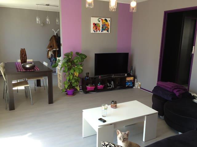 Bel Appt 2 chambres - Perpignan - Appartement