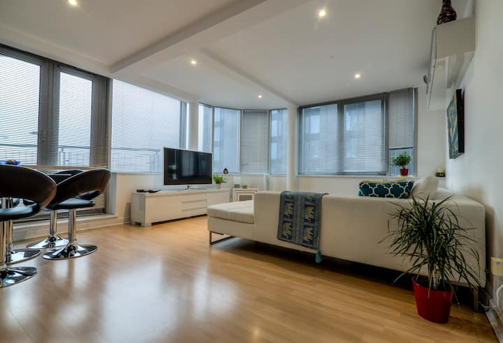 Stylish Modern City Centre Apartment
