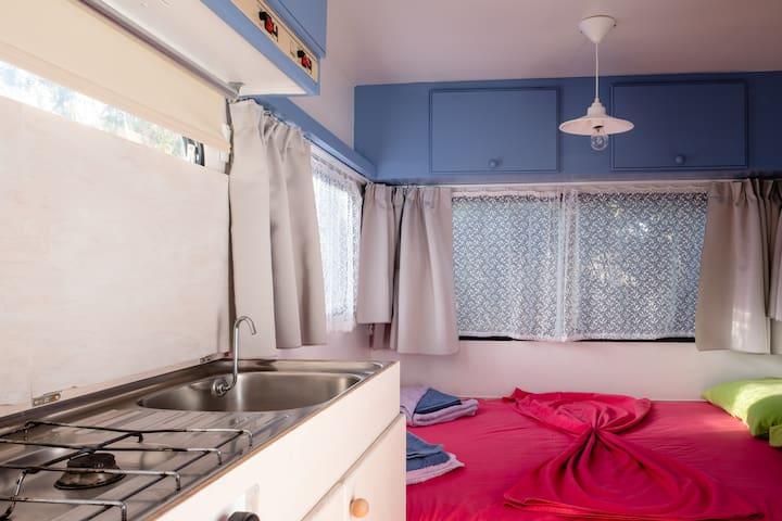Camping Elizabeth - Small caravan