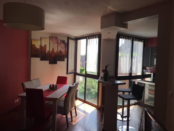 Appartement agréable Villeneuve d'Ascq
