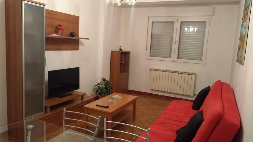 Apartamento Maria: O Milladoiro