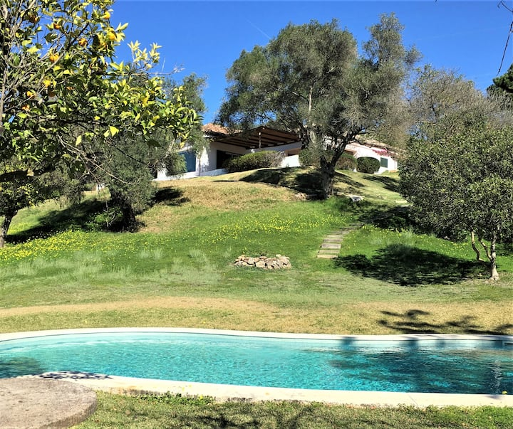 Fantastic country house at 20min from Sotogrande