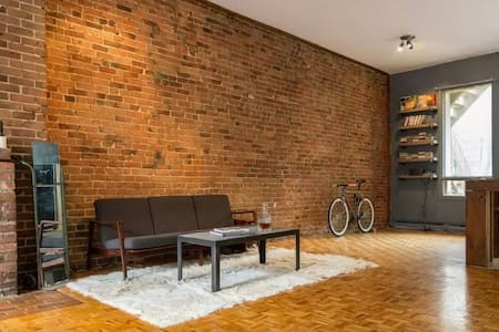 ~* Minimalist Dream Loft *~ downtown/Plateau - Montréal - Appartamento