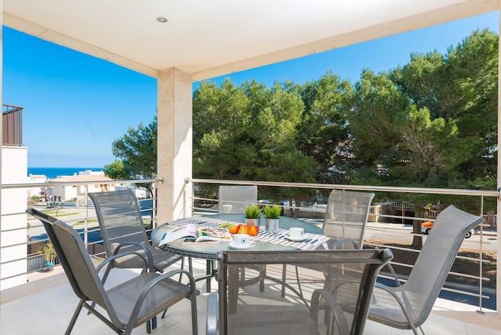 JAITIT House for 6 People in Son Serra de Marina