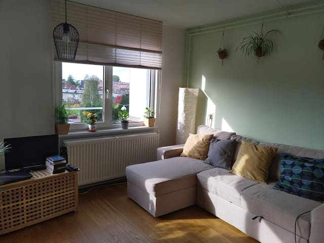 Lovely apartment in nature rich West Amsterdam