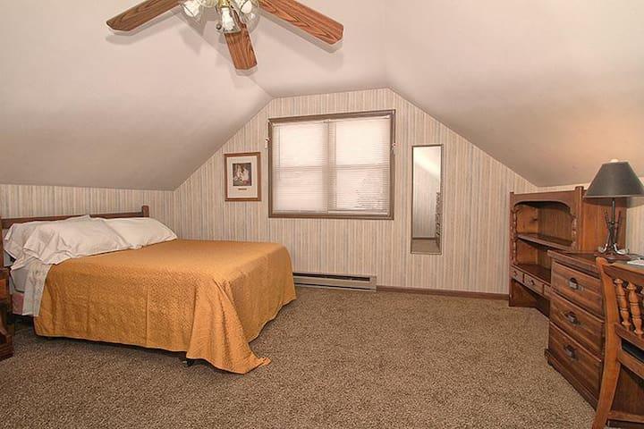 Second Floor Bedroom, #3 of 4 Bedrooms