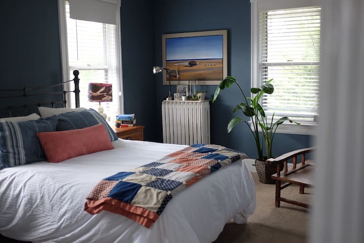 Historic home, walking distance to red line metro - Takoma Park - House
