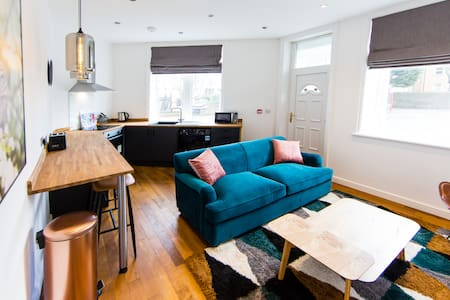 The Mill Suite at Salts House, Saltaire