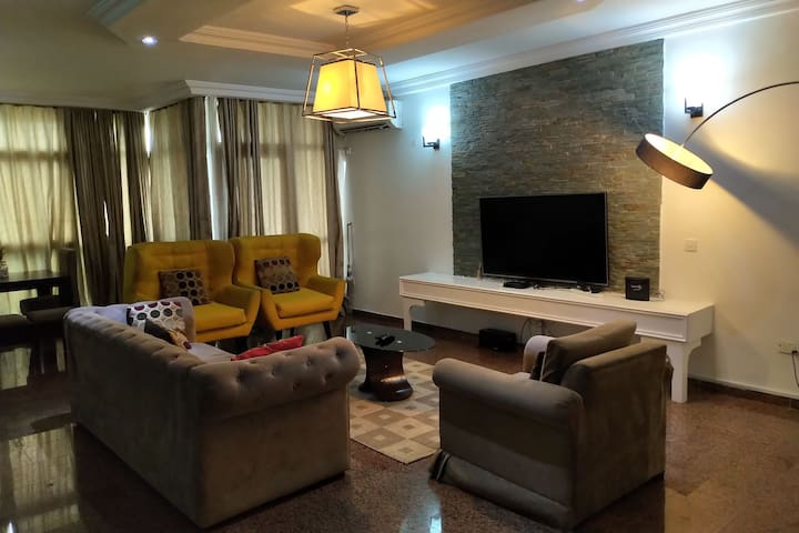 Luxury 3 bedroom for you in a serene environment