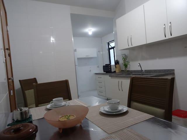Apartamento 3/4(1 suíte)Granbery/Centro!Novíssimo! - Juiz de Fora - Wohnung