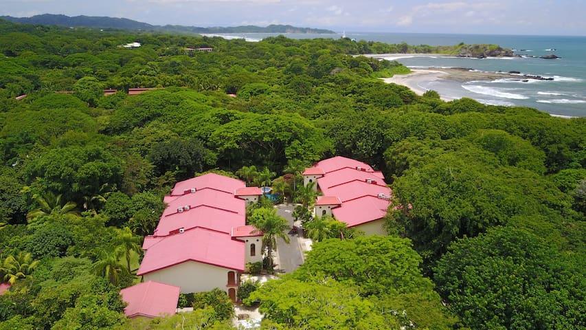 New 2 Br/2 Ba Beach Villa Trop Pool- Nosara - Wifi
