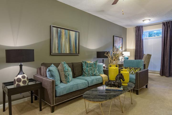 Brilliant apartment home | 2BR in Atlanta