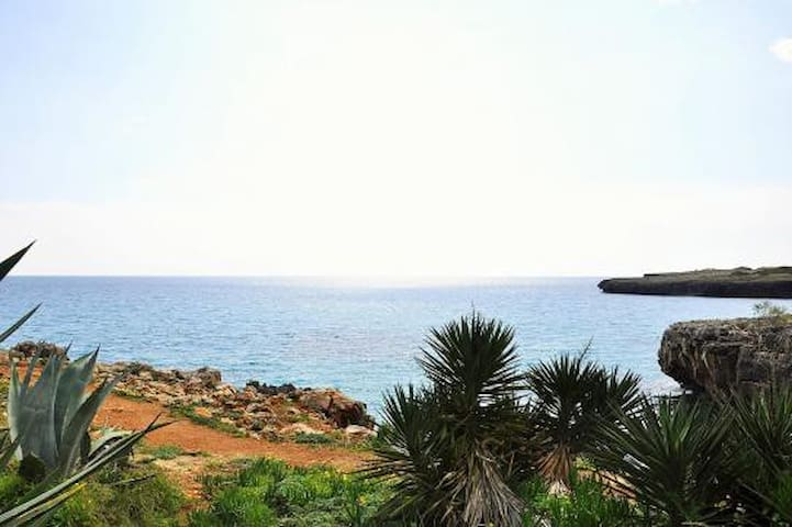 Modern house in Cala Morlanda, ideal for 5 people - S'Illot-Cala Morlanda - Hus