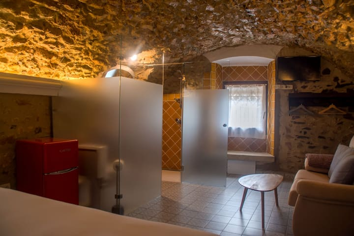 Acceso baño privado