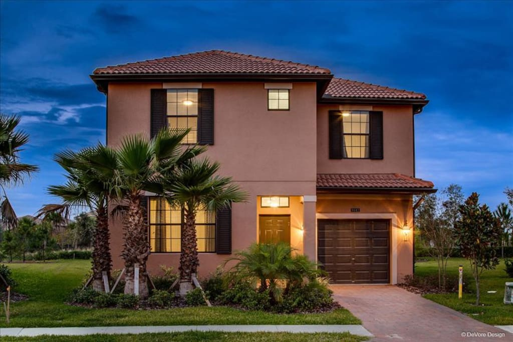 Vacation Home, Orlando, Kissimmee, Florida, Disney