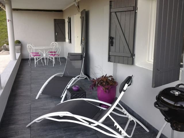 Appartement tranquille - Casanova - Wohnung