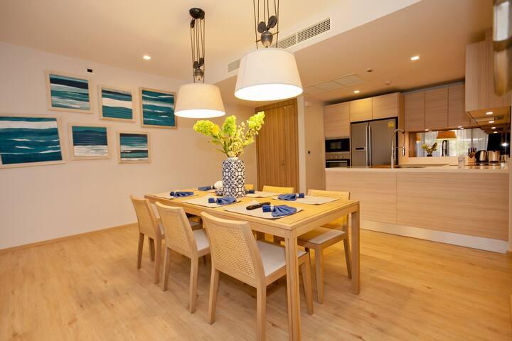 [BMK_3.1] MAI KHAO_5 STARS_3BR - Mai Khao - Apartment