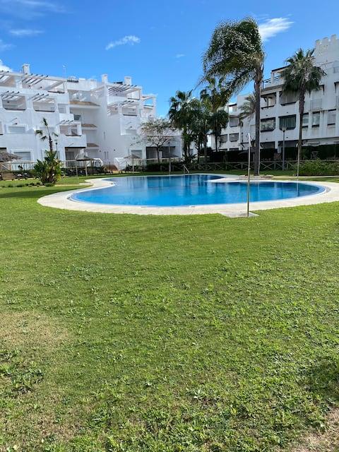 Apartamento a 100 m de la playa