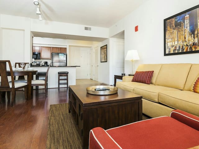 Amazing M Street Apartment - Besedy