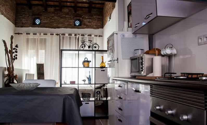 Lovely loft close to the beach - València - Loft