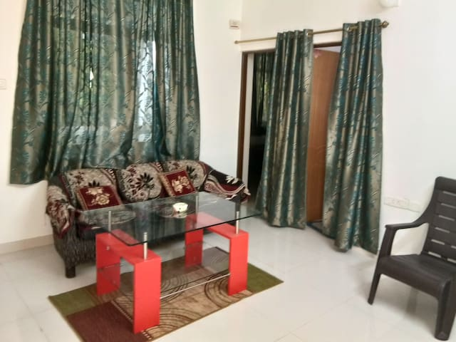 1 bhk Apartment close to Bogmalo beach