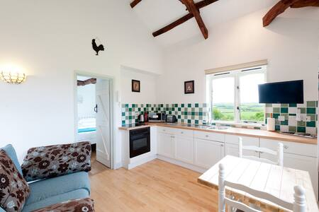 PEARTREE, STABLE & NOOK COTTAGES - Marhamchurch - Casa