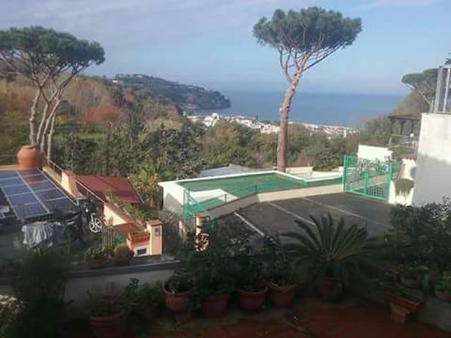 Casa panoramica Miramare&Montagna2 - Casamicciola Terme - Leilighet