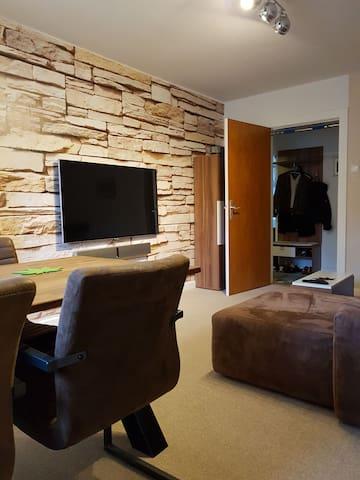 Gemütliche und zentrale Wohnung - Kiel - Apartamento