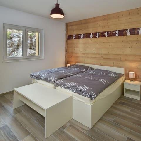 Appartement neuf dans les PdS à Torgon