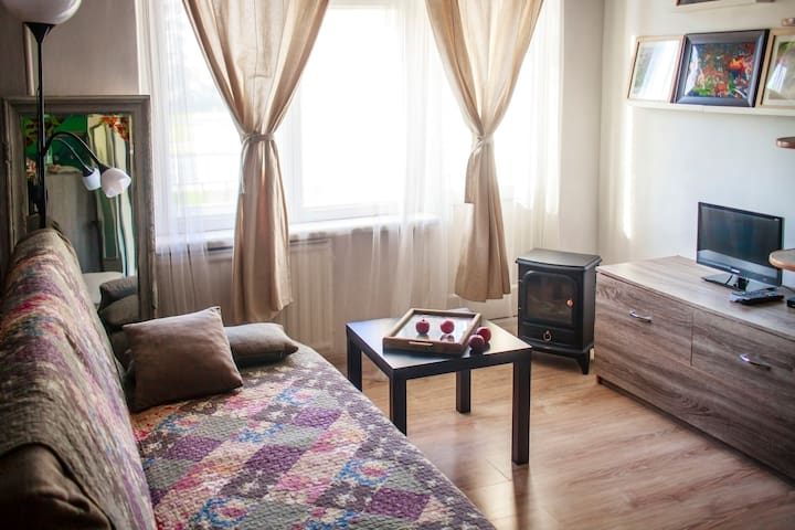 FoRest Apartment for families - Sankt Petersburg - Wohnung