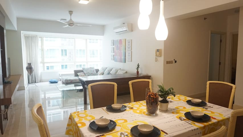 New! Special rate! Mid Vally【山间居】公寓民宿 - Kuala Lumpur  - Apartamento