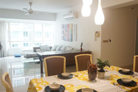 New! Special rate! Mid Vally【山间居】公寓民宿 - Kuala Lumpur  - Huoneisto