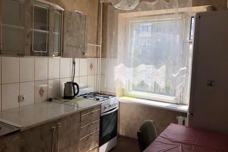 2х комнатная квартира в центре города