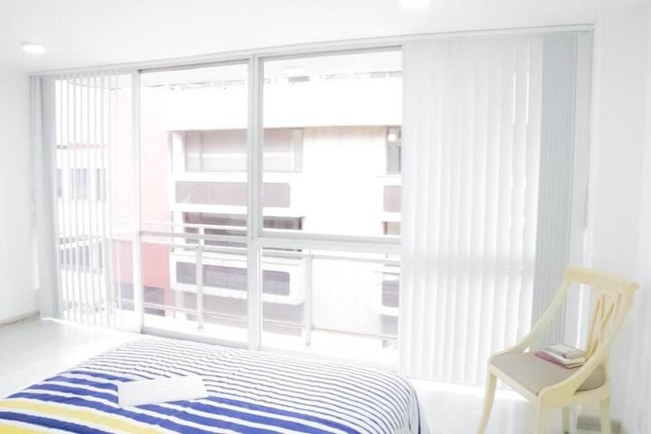 F-Junior Suite W Balcony -Privada De Horacio 601