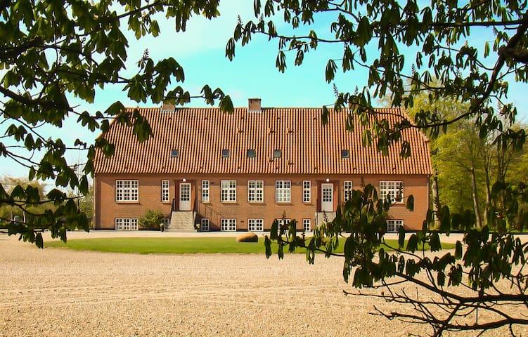 Filsøgård B&B 3 person room nr. 1
