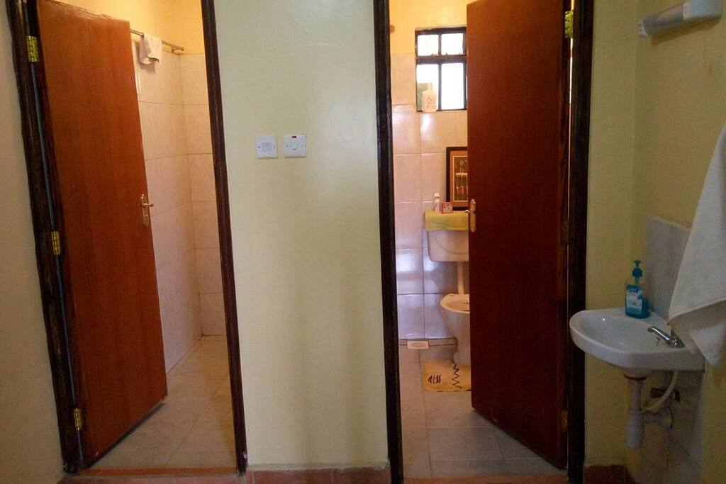 Toilet and Bathroom