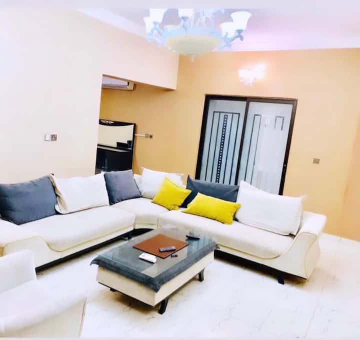 3 Bedroom apartment in Maitama