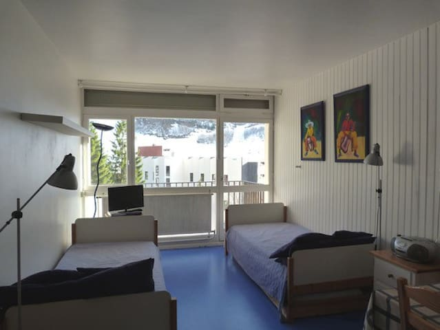Appartement T2 Gourette 6 places - Eaux-Bonnes - Apartment