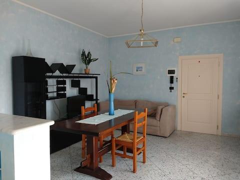Apartment in the Po Delta