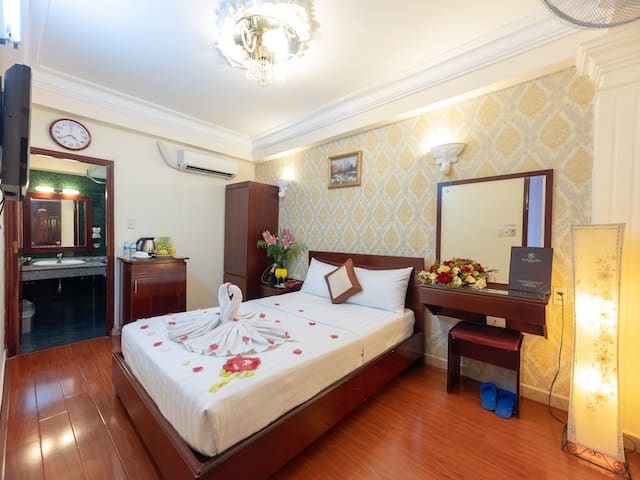 City View Hotel _ Superior Double Room