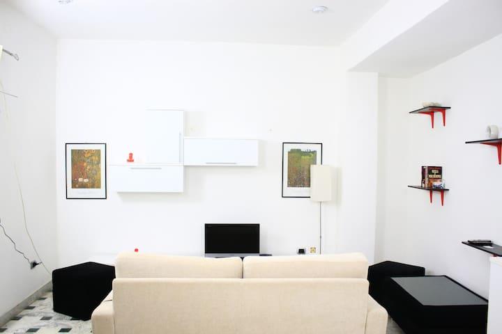 Home Mazzei Bilocale a Piazza Bilotti - Cosenza - Appartement