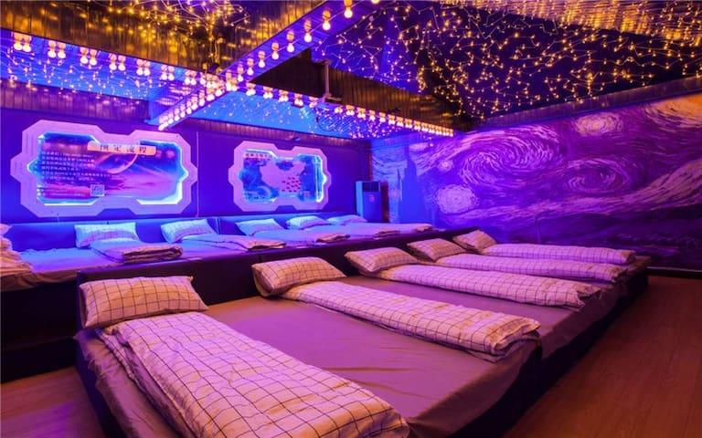 西安旅游度假独栋别墅聚会轰趴馆家庭聚会生日派对 - Xi'an - Villa