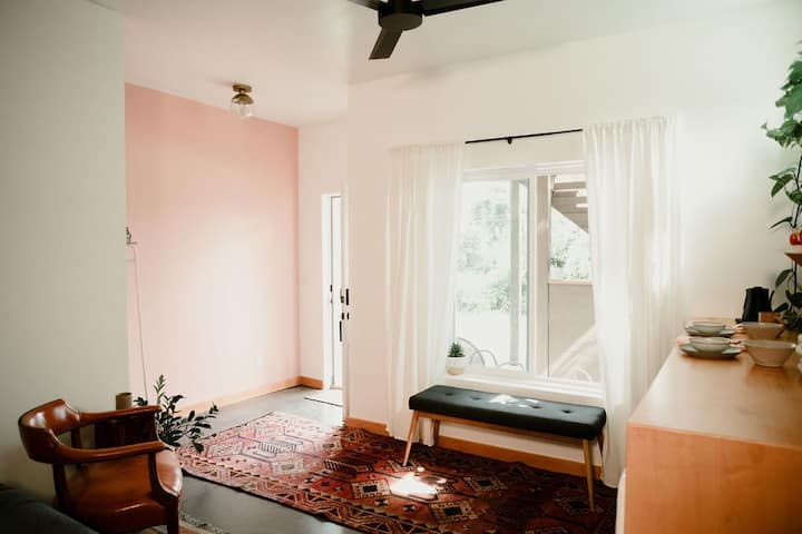 Curated Boutique Flat