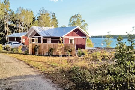Semi-Detached with 1 bedroom on 60m² in Grisslehamn