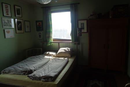 wohnen mit seeblick, inkl. Hund und Katze - Litzlberg