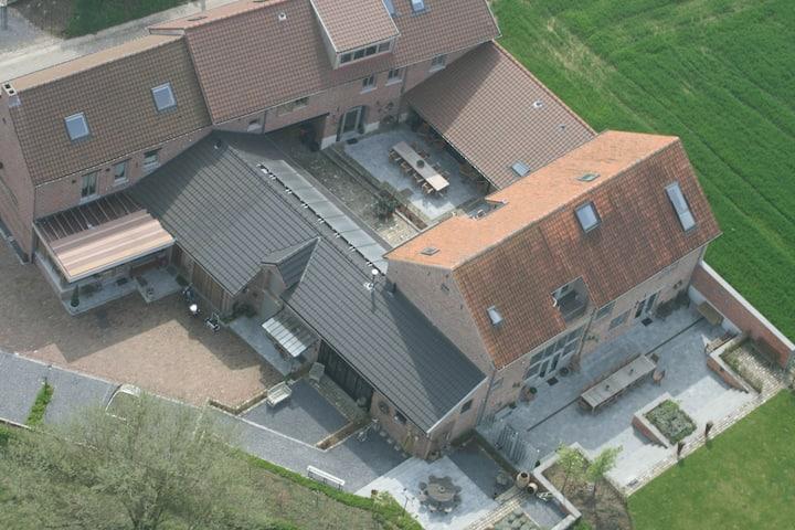 Vakantiewoning t Eenhoornhof- parel in Haspengouw