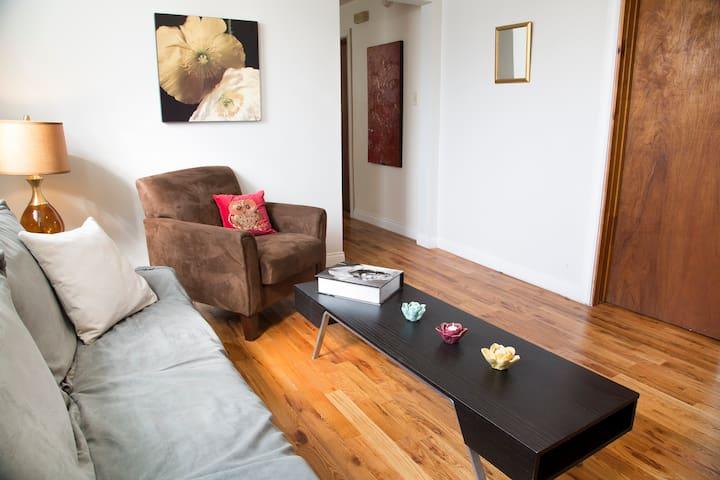 2 Bedroom Apartment in the ❤️ Of Pilsen!