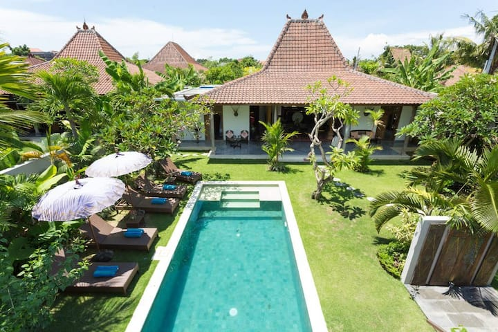 Peaceful villa in Umalas  - internet up to 100Mbps